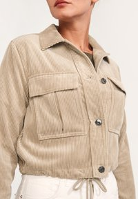 comma casual identity - Summer jacket - dark beige - 3