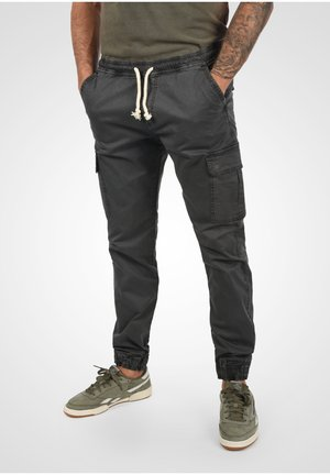 ABBAL - Cargo trousers - dark grey