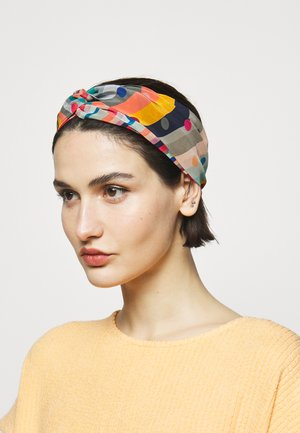 WOMEN HAT TURBAN - Accessoires cheveux - multi-coloured