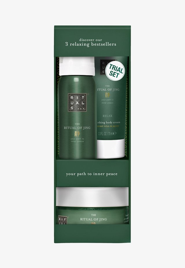 THE RITUAL OF JING TRIAL GIFT SET - Bath and body set - -