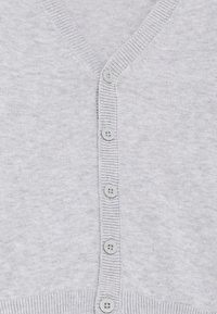 OVS - Vest - mottled light grey - 2
