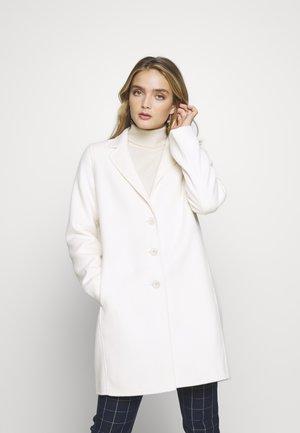 DOUBLE FACE COAT - Short coat - cream