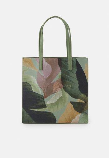 LUCYCON - Tote bag - mid green