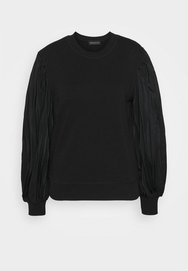TOLOSA - Sweater - black