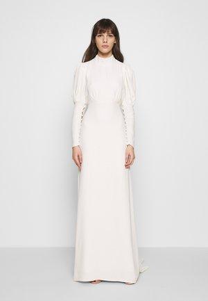 LAUREL DRESS BRIDAL - Společenské šaty - ivory