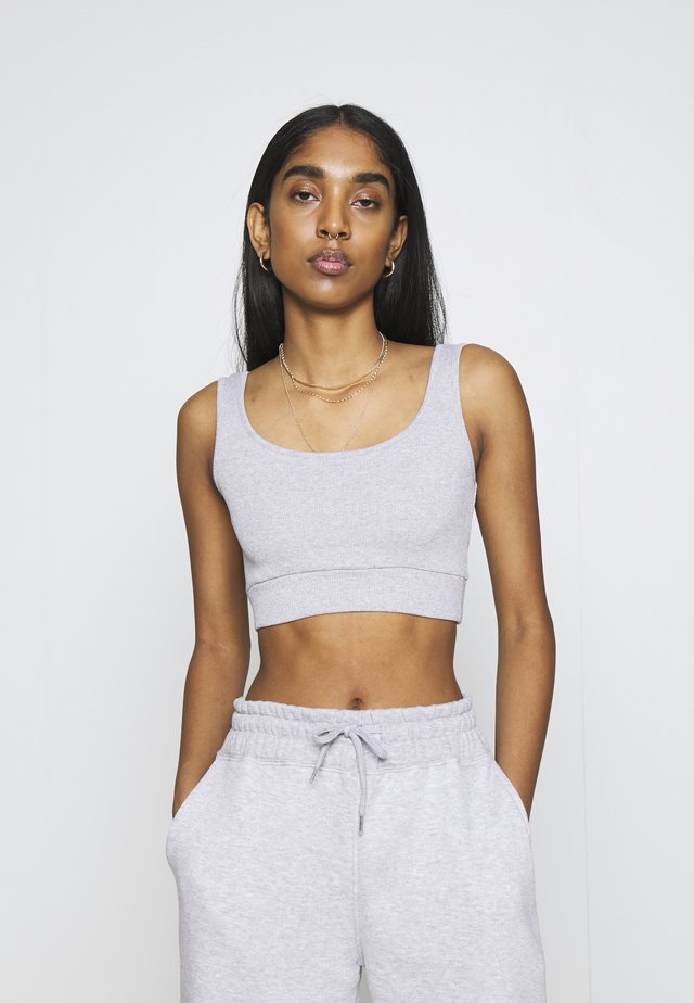 HENRY BRALET SET - Top - grey