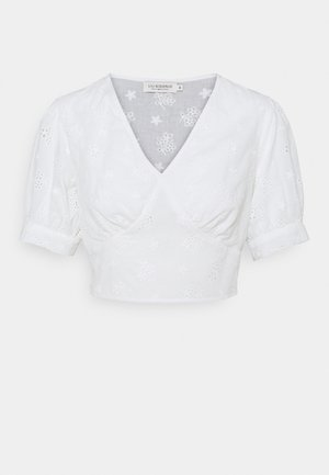 SET YOUNG LADIES - Blouse - white