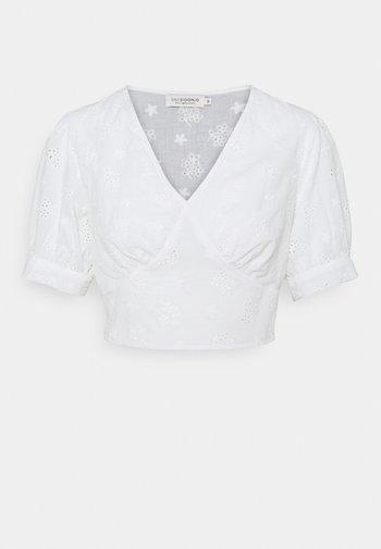 SET YOUNG LADIES - Blouse - white