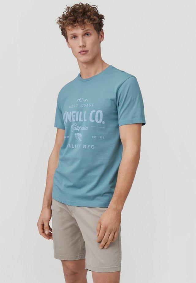 W-COAST - T-shirt imprimé - arctic