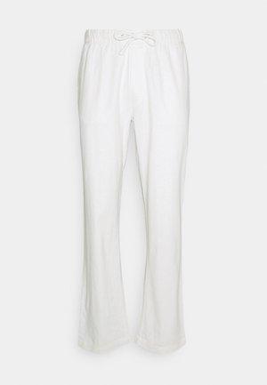 TROUSER - Kalhoty - off white