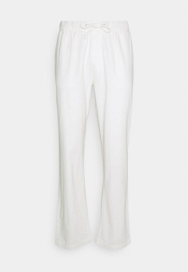 Newport Bay Sailing Club - TROUSER - Kalhoty - off white