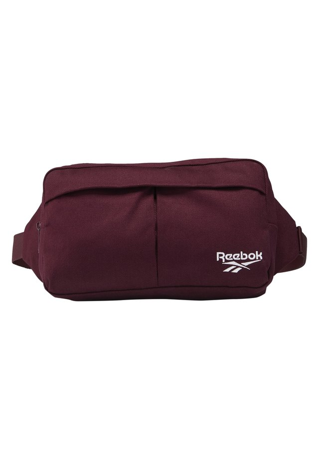 CLASSICS FOUNDATION CROSSBODY BAG - Bum bag - burgundy