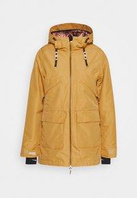 Rojo - BRIDIE JACKET - Snowboard jacket - curry - 0