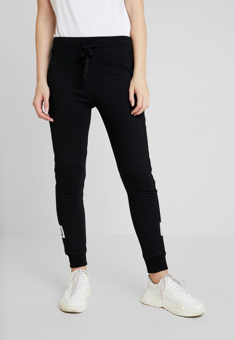 Liu Jo Jeans - PANT LUNGO - Pantalon de survêtement - nero