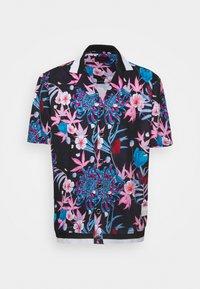 SIKSILK - LOOSE FIT AOKI SHIRT - Shirt - blue/pink/white - 3