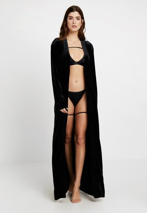 KATRINA ROBE - Dressing gown - black