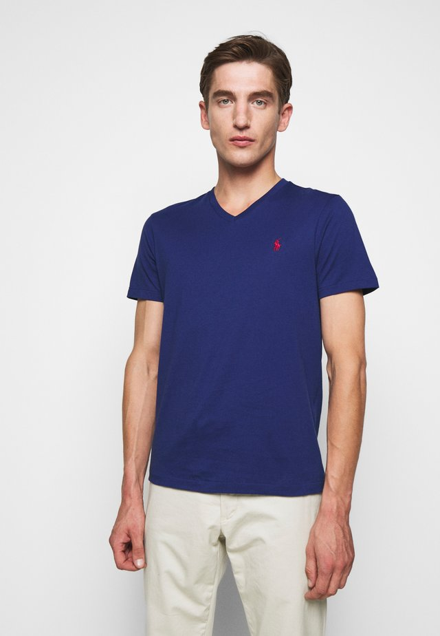 SHORT SLEEVE - T-shirt basic - holiday sapphire