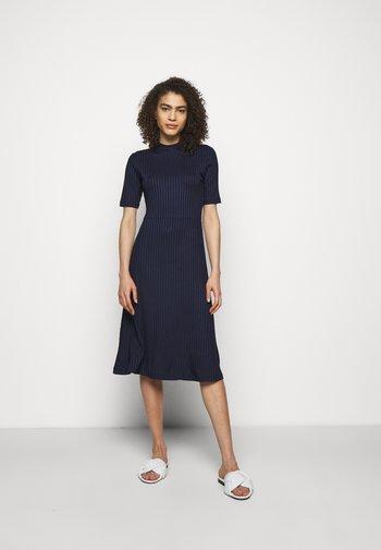 HONOR - Jersey dress - dark navy