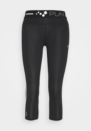 ONPJACEI - Leggings - black/white