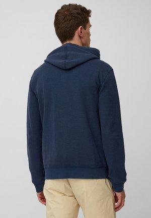 Zip-up hoodie - total eclipse