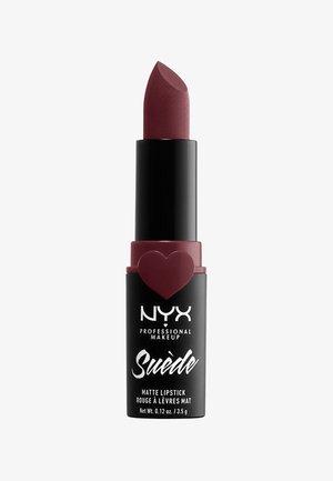 SUEDE MATTE LIPSTICK - Læbestifte - 6 lolita