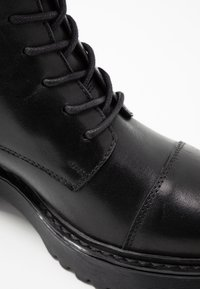 Zign - Lace-up ankle boots - black - 2
