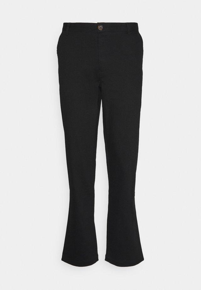 AKJOHN PANTS - Trousers - caviar