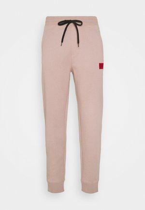 DOAK - Teplákové kalhoty - pink