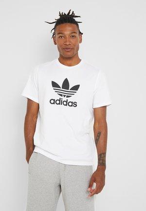 TREFOIL UNISEX - T-shirt con stampa - white