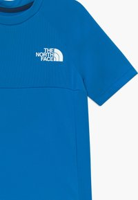 The North Face - BOYS REACTOR TEE - T-shirt z nadrukiem - clear lake blue - 3