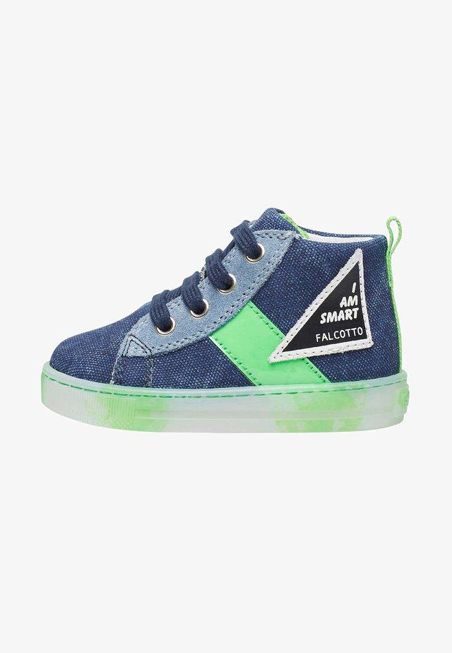 ODETTE  - Baskets basses - blau