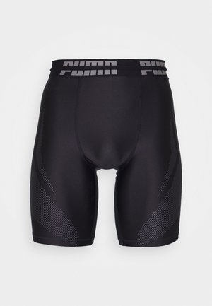 EXO ADAPT SHORT - Leggings - black