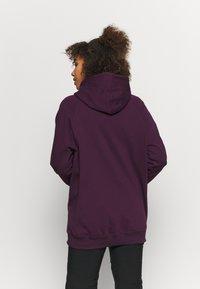 COLOURWEAR - BOWL HOOD - Sweatshirt - deep red - 2