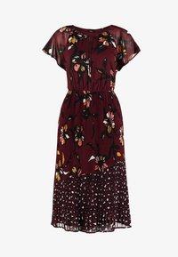 s.Oliver BLACK LABEL - Day dress - red - 5