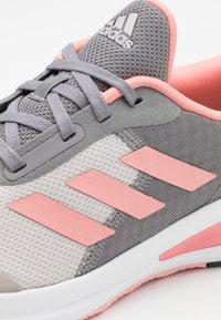 adidas Performance - FORTARUN UNISEX - Neutral running shoes - grey one/grey three/grey six - 5