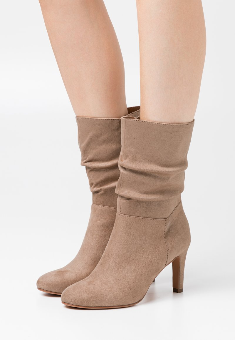 Anna Field - Boots - sand