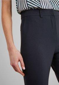 Next - SLIM TROUSERS - Spodnie materiałowe - blue - 3