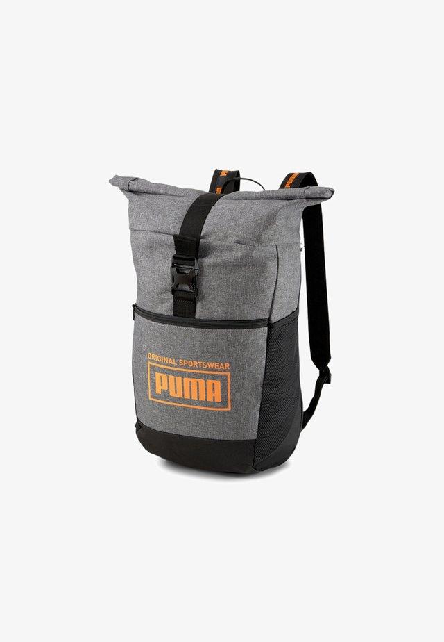 Rucksack - medium gray heather/vibrant