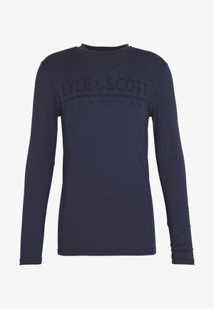 BASE LAYER - Sportshirt - navy