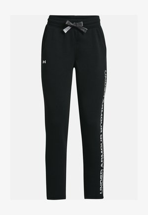 RIVAL GRDIENT  - Tracksuit bottoms - black