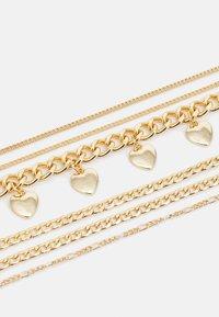 Pieces - PCSIDSE BRACELET 6 PACK - Bracelet - gold-coloured - 2