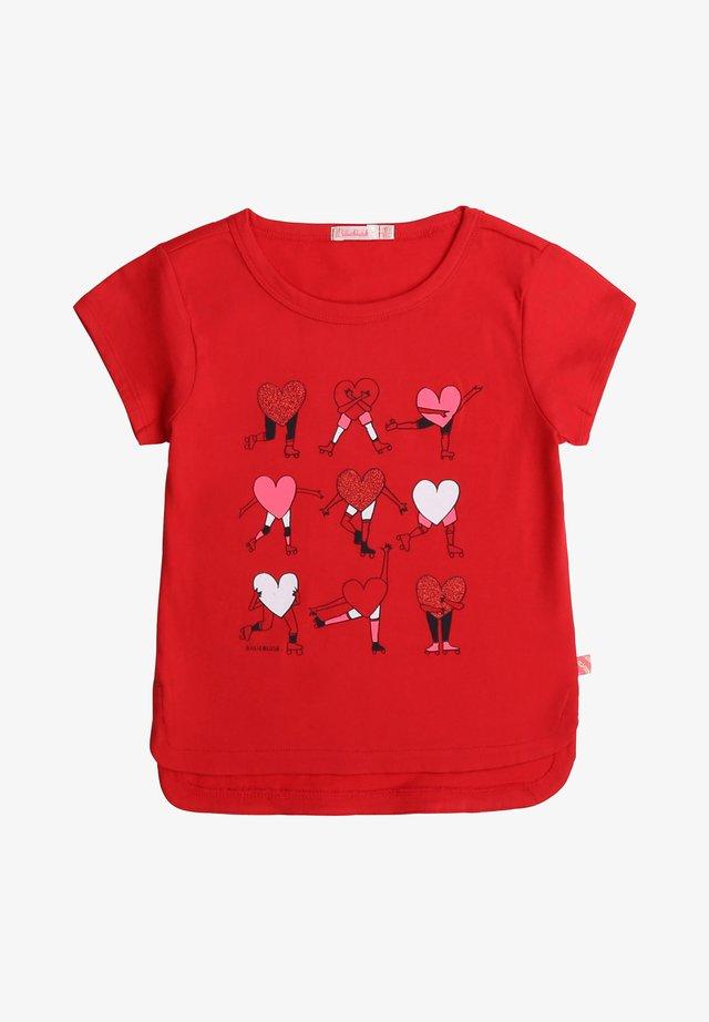 T-shirt imprimé - ruby