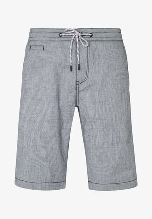 Shorts - mottled light blue