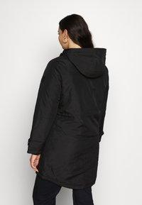 Vero Moda Curve - VMTROK - Winter coat - black - 3