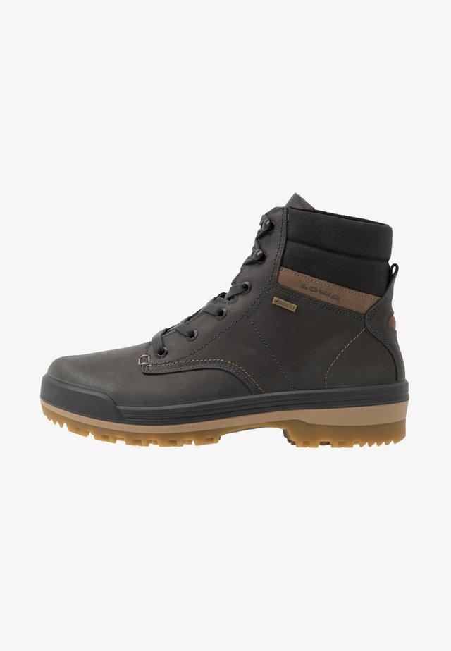 HELSINKI II GTX - Hiking shoes - anthrazit