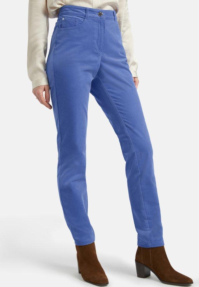 JULIENNE  - Trousers - blau
