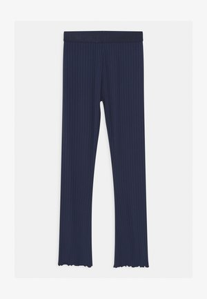 LONNINI UNISEX - Trousers - navy