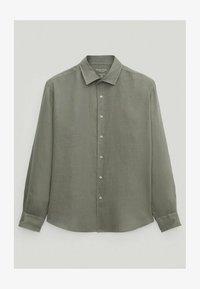 Massimo Dutti - Shirt - evergreen - 0