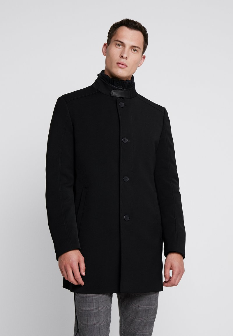 Cinque - CILIVERPOOL - Short coat - black