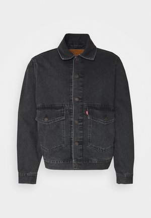 WORK TRUCKER - Farkkutakki - blacks